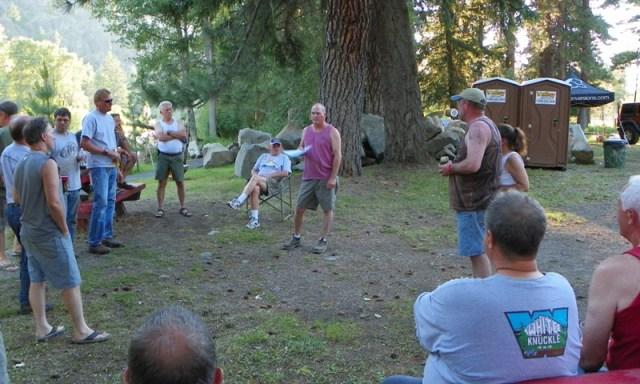 Pacific Northwest 4 Wheel Drive Association's 2011 Trail Jamboree – Day 1 of 5 7