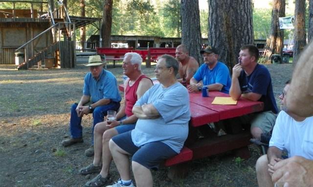 Pacific Northwest 4 Wheel Drive Association's 2011 Trail Jamboree – Day 1 of 5 8