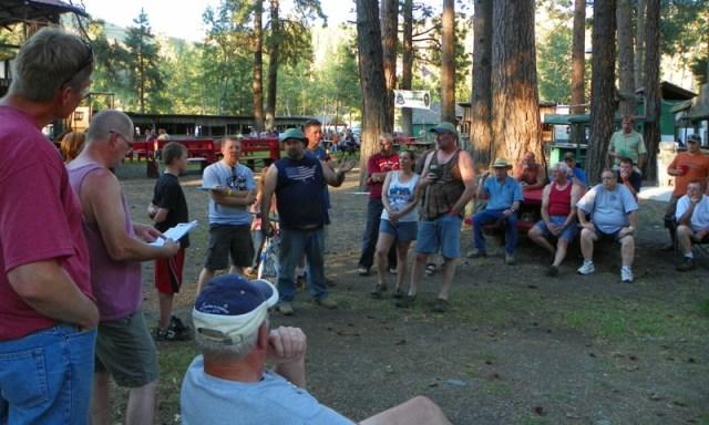 Pacific Northwest 4 Wheel Drive Association's 2011 Trail Jamboree – Day 1 of 5 10