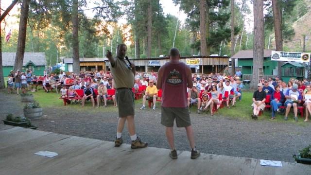 Pacific Northwest 4 Wheel Drive Association's 2011 Trail Jamboree – Day 1 of 5 17