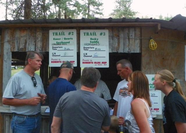 Pacific Northwest 4 Wheel Drive Association's 2011 Trail Jamboree – Day 1 of 5 29