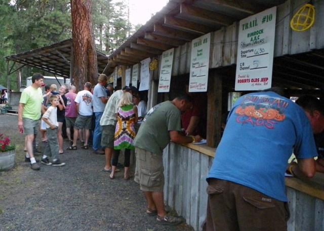 Pacific Northwest 4 Wheel Drive Association's 2011 Trail Jamboree – Day 1 of 5 32