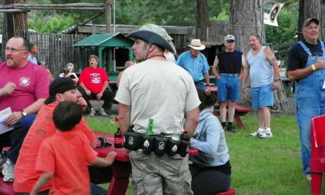 Pacific Northwest 4 Wheel Drive Association's 2011 Trail Jamboree – Day 1 of 5 34