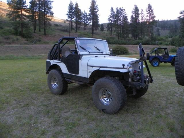 Pacific Northwest 4 Wheel Drive Association's 2011 Trail Jamboree – Day 2 of 5 2