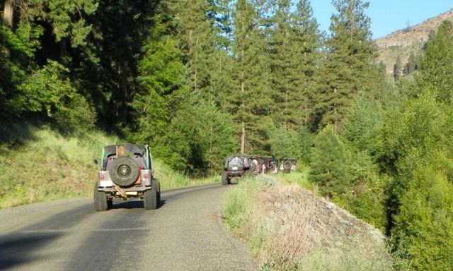 Pacific Northwest 4 Wheel Drive Association's 2011 Trail Jamboree – Day 2 of 5 3
