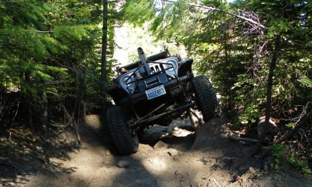 Pacific Northwest 4 Wheel Drive Association's 2011 Trail Jamboree – Day 2 of 5 7