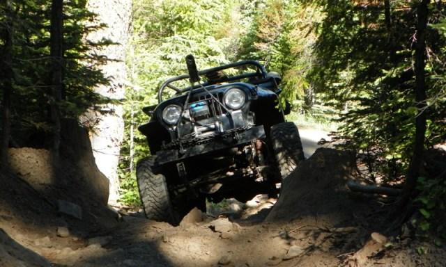 Pacific Northwest 4 Wheel Drive Association's 2011 Trail Jamboree – Day 2 of 5 9