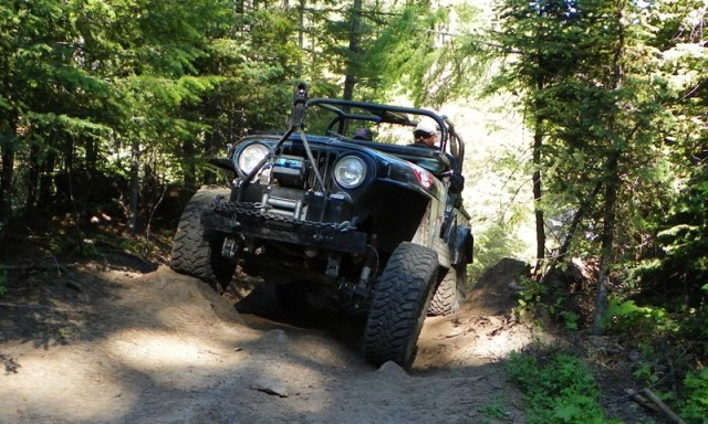 Pacific Northwest 4 Wheel Drive Association's 2011 Trail Jamboree – Day 2 of 5 10