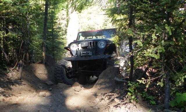 Pacific Northwest 4 Wheel Drive Association's 2011 Trail Jamboree – Day 2 of 5 11