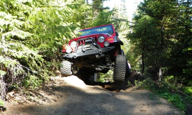 Pacific Northwest 4 Wheel Drive Association's 2011 Trail Jamboree – Day 2 of 5 17