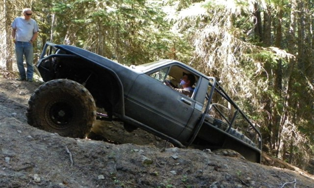 Pacific Northwest 4 Wheel Drive Association's 2011 Trail Jamboree – Day 2 of 5 21