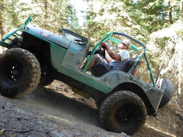Pacific Northwest 4 Wheel Drive Association's 2011 Trail Jamboree – Day 2 of 5 24