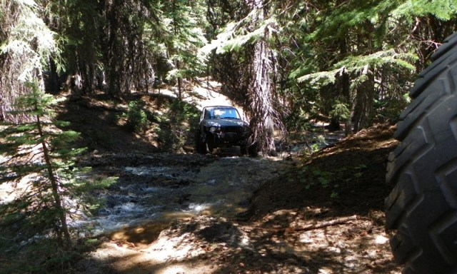 Pacific Northwest 4 Wheel Drive Association's 2011 Trail Jamboree – Day 2 of 5 44