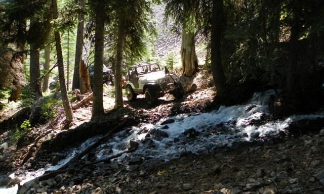 Pacific Northwest 4 Wheel Drive Association's 2011 Trail Jamboree – Day 2 of 5 47