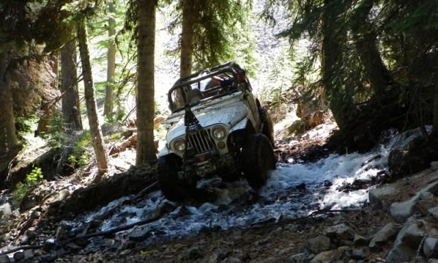 Pacific Northwest 4 Wheel Drive Association's 2011 Trail Jamboree – Day 2 of 5 48