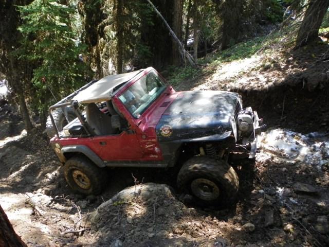 Pacific Northwest 4 Wheel Drive Association's 2011 Trail Jamboree – Day 2 of 5 54