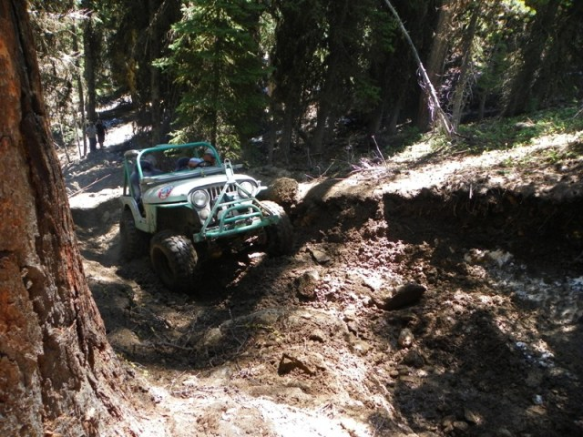 Pacific Northwest 4 Wheel Drive Association's 2011 Trail Jamboree – Day 2 of 5 62