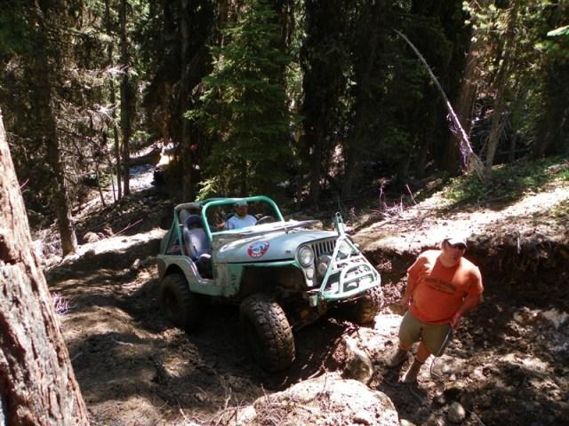 Pacific Northwest 4 Wheel Drive Association's 2011 Trail Jamboree – Day 2 of 5 63