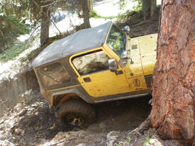 Pacific Northwest 4 Wheel Drive Association's 2011 Trail Jamboree – Day 2 of 5 69