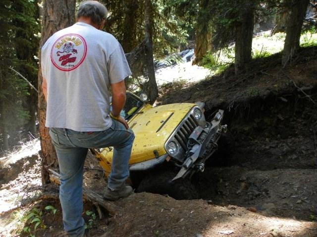 Pacific Northwest 4 Wheel Drive Association's 2011 Trail Jamboree – Day 2 of 5 70