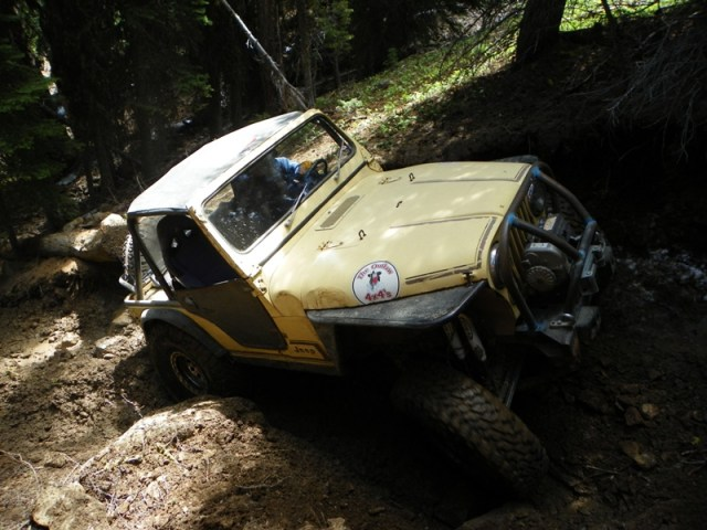 Pacific Northwest 4 Wheel Drive Association's 2011 Trail Jamboree – Day 2 of 5 76