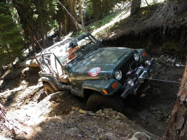 Pacific Northwest 4 Wheel Drive Association's 2011 Trail Jamboree – Day 2 of 5 83