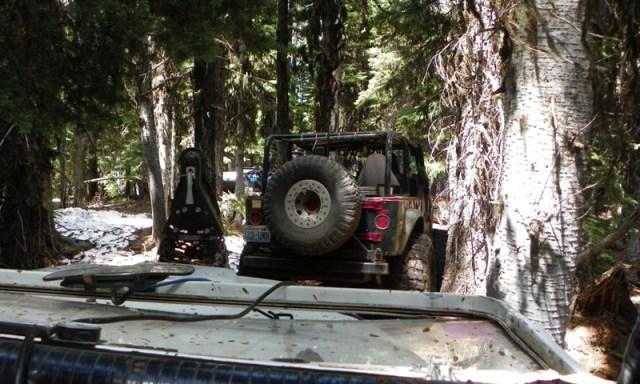 Pacific Northwest 4 Wheel Drive Association's 2011 Trail Jamboree – Day 2 of 5 102