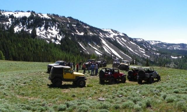 Pacific Northwest 4 Wheel Drive Association's 2011 Trail Jamboree – Day 2 of 5 113