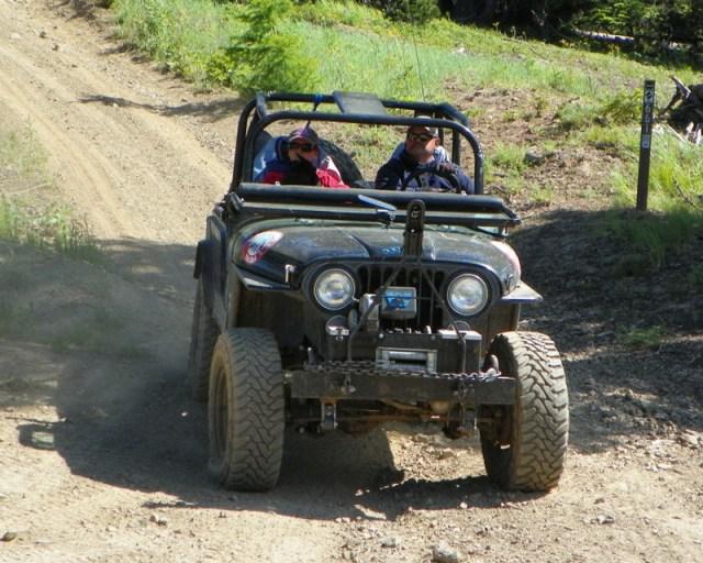 Pacific Northwest 4 Wheel Drive Association's 2011 Trail Jamboree – Day 2 of 5 118