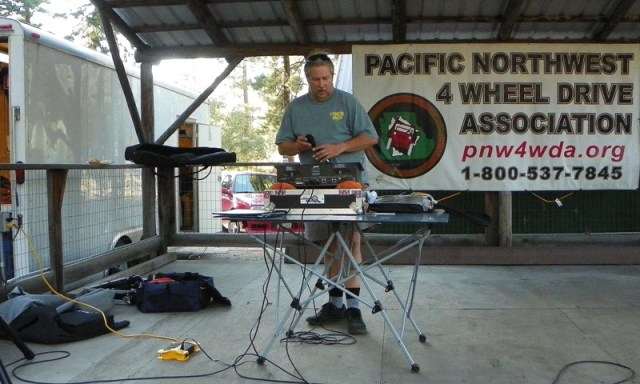 Pacific Northwest 4 Wheel Drive Association's 2011 Trail Jamboree – Day 2 of 5 128