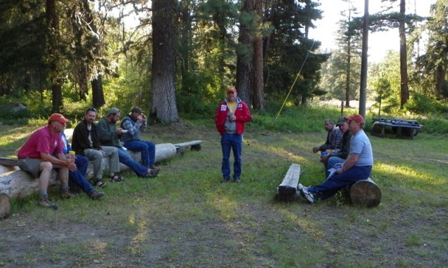 Pacific Northwest 4 Wheel Drive Association's 2011 Trail Jamboree – Day 2 of 5 132
