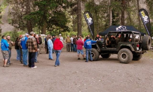 Pacific Northwest 4 Wheel Drive Association's 2011 Trail Jamboree – Day 2 of 5 139