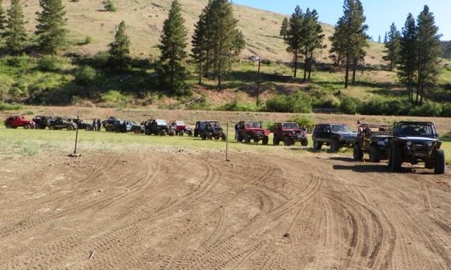 Pacific Northwest 4 Wheel Drive Association's 2011 Trail Jamboree – Day 3 of 5 1