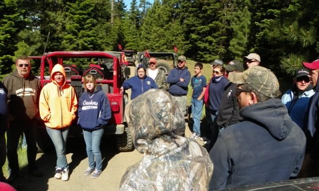 Pacific Northwest 4 Wheel Drive Association's 2011 Trail Jamboree – Day 3 of 5 5