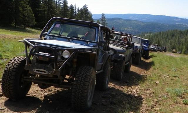 Pacific Northwest 4 Wheel Drive Association's 2011 Trail Jamboree – Day 3 of 5 9