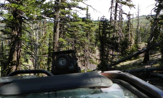 Pacific Northwest 4 Wheel Drive Association's 2011 Trail Jamboree – Day 3 of 5 11