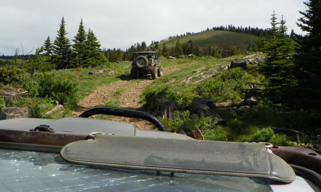 Pacific Northwest 4 Wheel Drive Association's 2011 Trail Jamboree – Day 3 of 5 14