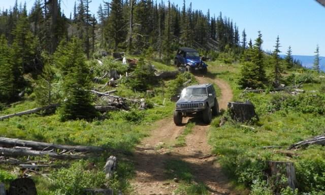 Pacific Northwest 4 Wheel Drive Association's 2011 Trail Jamboree – Day 3 of 5 15