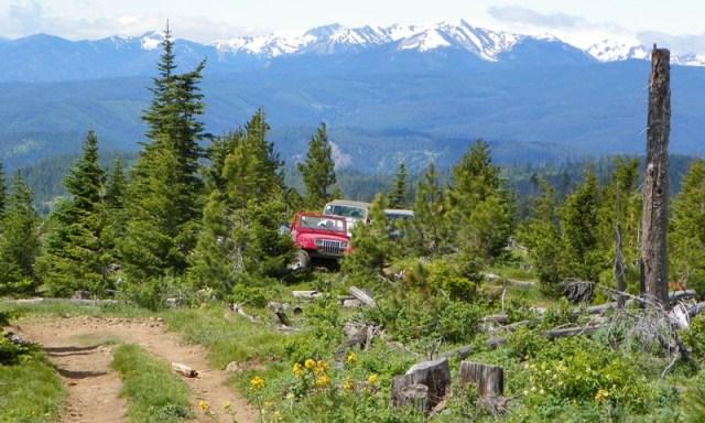 Pacific Northwest 4 Wheel Drive Association's 2011 Trail Jamboree – Day 3 of 5 18