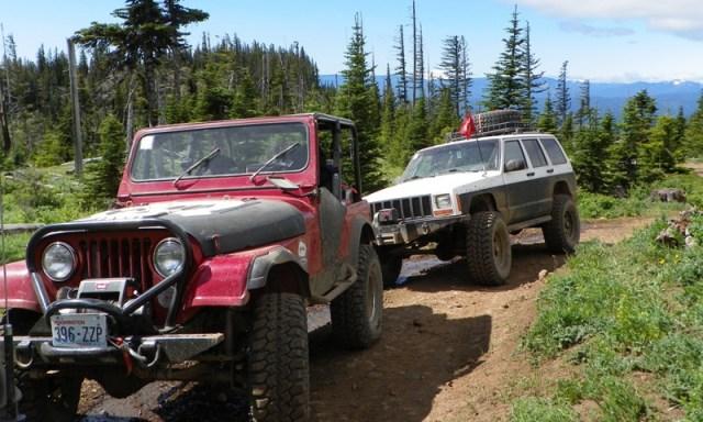 Pacific Northwest 4 Wheel Drive Association's 2011 Trail Jamboree – Day 3 of 5 19