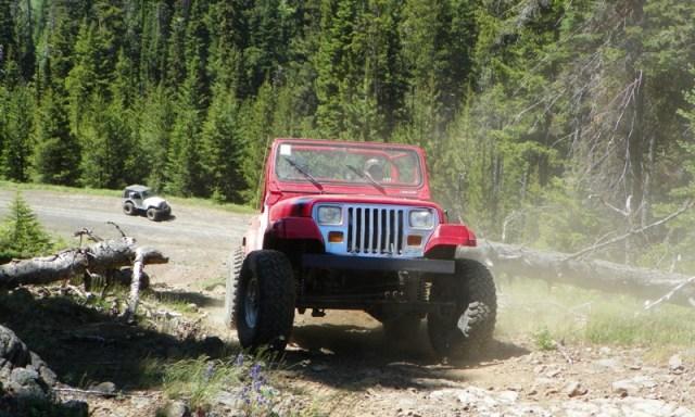 Pacific Northwest 4 Wheel Drive Association's 2011 Trail Jamboree – Day 3 of 5 23