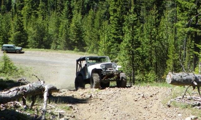 Pacific Northwest 4 Wheel Drive Association's 2011 Trail Jamboree – Day 3 of 5 24