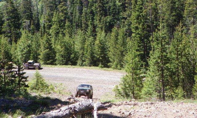Pacific Northwest 4 Wheel Drive Association's 2011 Trail Jamboree – Day 3 of 5 25
