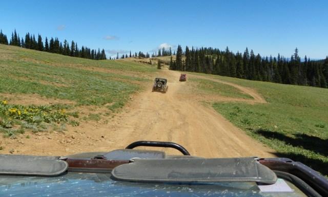 Pacific Northwest 4 Wheel Drive Association's 2011 Trail Jamboree – Day 3 of 5 43