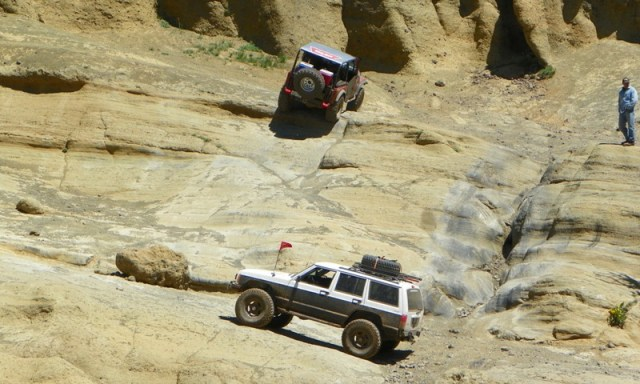 Pacific Northwest 4 Wheel Drive Association's 2011 Trail Jamboree – Day 3 of 5 45
