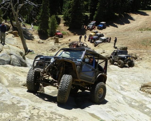 Pacific Northwest 4 Wheel Drive Association's 2011 Trail Jamboree – Day 3 of 5 53