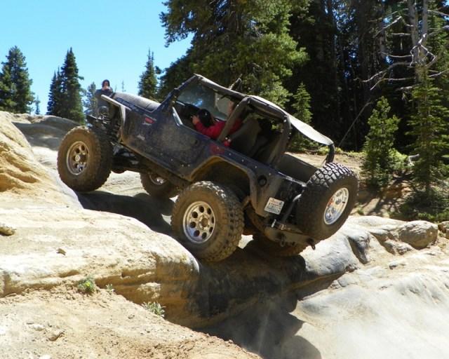 Pacific Northwest 4 Wheel Drive Association's 2011 Trail Jamboree – Day 3 of 5 61