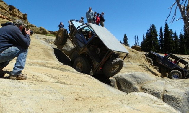 Pacific Northwest 4 Wheel Drive Association's 2011 Trail Jamboree – Day 3 of 5 70