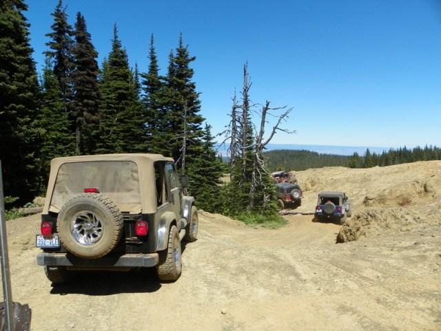 Pacific Northwest 4 Wheel Drive Association's 2011 Trail Jamboree – Day 3 of 5 96