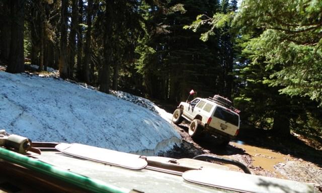 Pacific Northwest 4 Wheel Drive Association's 2011 Trail Jamboree – Day 3 of 5 105